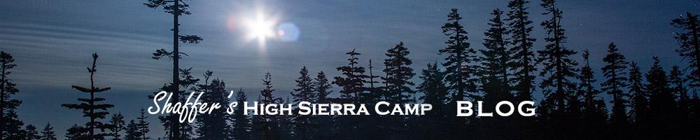 Shaffer's High Sierra Summer Camp