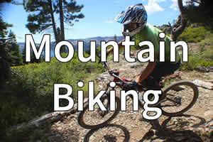 Mountain Bikning