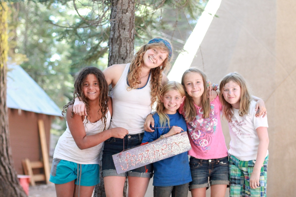 Summer camp can help your daughter's social competence.
