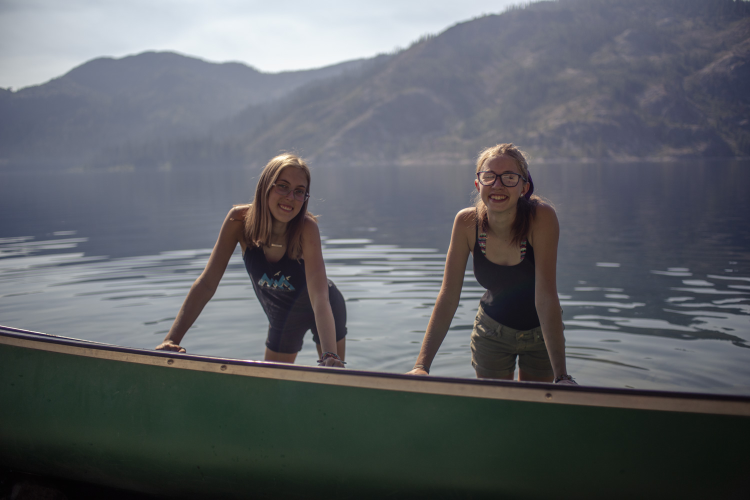 Summer camp can help your daughter's empathy and understanding of others.